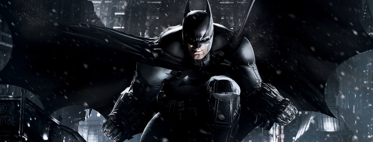 Batman: Arkham Origins. Постер