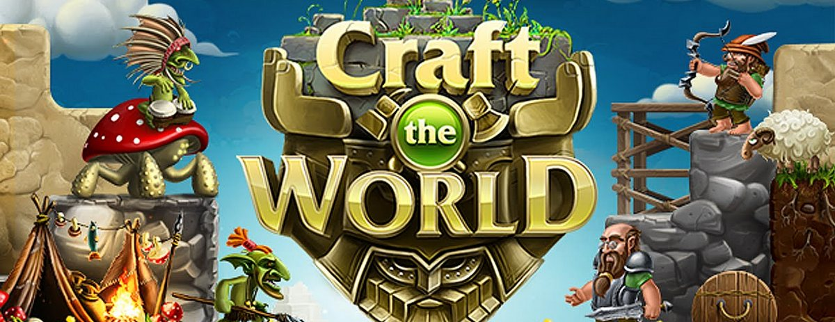 Летсплей Craft The World на русском