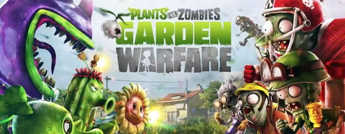 Прохождение Plants vs. Zombies: Garden Warfare