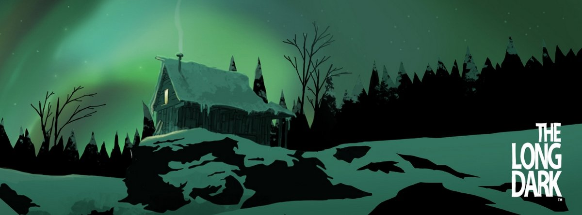Летсплей The Long Dark. Постер