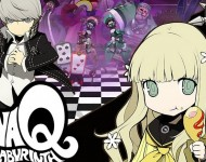 Видео прохождение Persona Q: Shadow of the Labyrinth