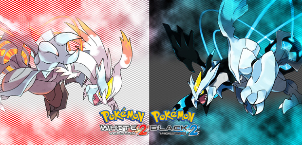 Pokemon Black 2, White 2