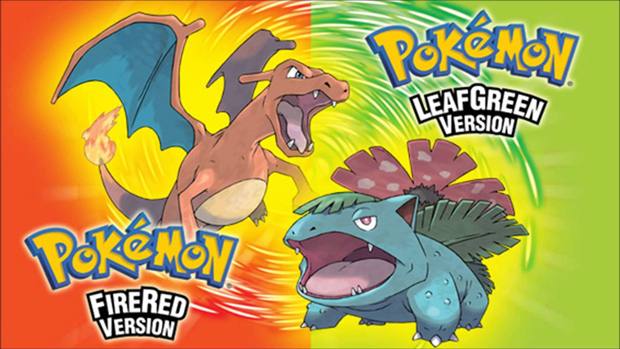 Pokemon FireRed и LeafGreen