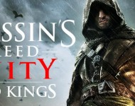 Видео прохождение Assassin's Creed Unity: Dead Kings