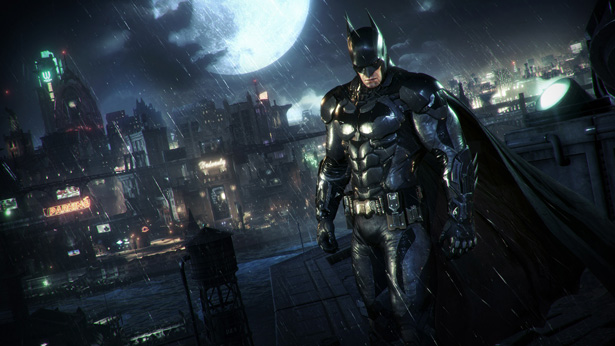 Batman: Arkham Knight. Постер