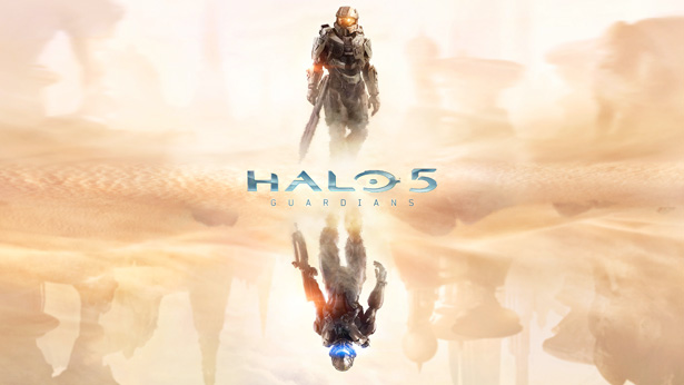 Игра Halo 5: Guardians. Постер
