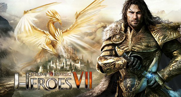 Might & Magic Heroes VII. Постер