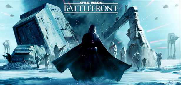 Star Wars: Battlefront 3. 2015. Постер