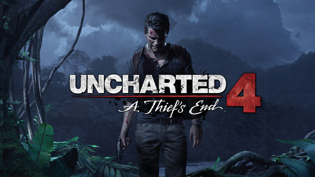 Игра Uncharted 4: A Thief's End. Постер